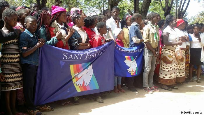 Moçambicanos celebram Dia da Paz em Chimoio