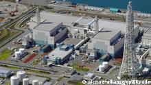 Japan Atomkraftwerk Kashiwazaki-Kariwa