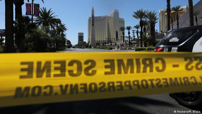 USA Massenmord in Las Vegas (Reuters/M. Blake)