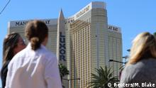 USA Massenmord in Las Vegas