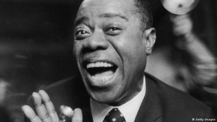 Louis Armstrong (Getty Images)