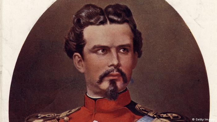 König Ludwig II (Bayern) (Getty Images)
