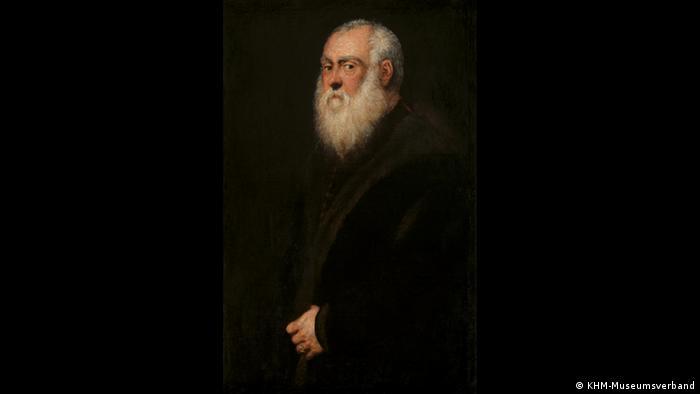 Портрет седобородого мужчины (ок. 1545)
