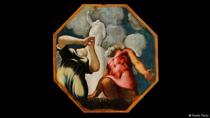 Девкалион и Пирра. 1541/42 гг.