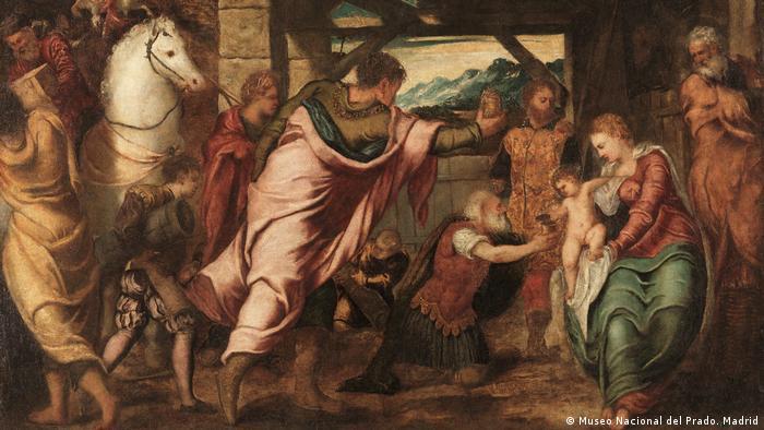 Поклонение волхвов (1537/38)