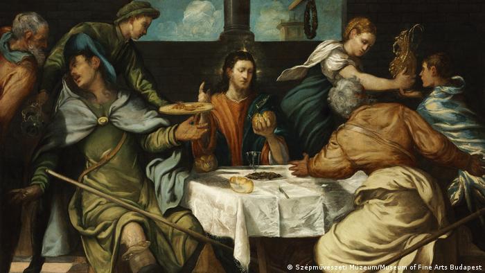 Ужин в Эммаусе (ок. 1543)