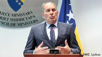 Bosnien Dragan Mektic
