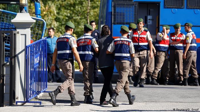 Türkei Nach Putschversuch lebenslange Haft für Soldaten