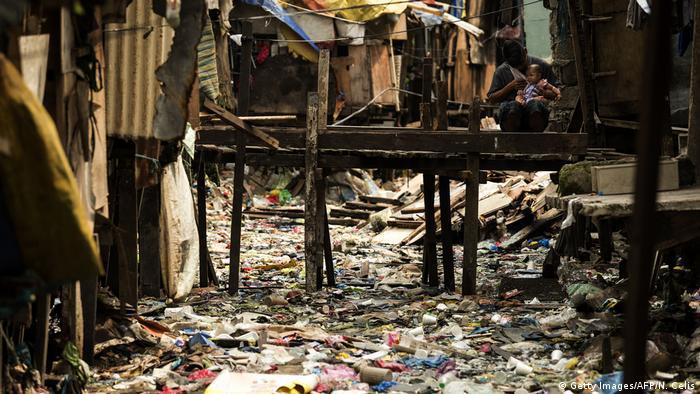 BdW Global Ideas Philippinen Umweltverschmutzung in Manila