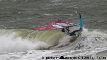 Deutschland Windsurf-Weltmeister Philip Köster