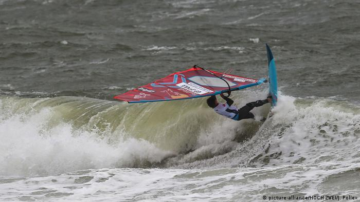 Köster zum vierten Mal Windsurf-Weltmeister