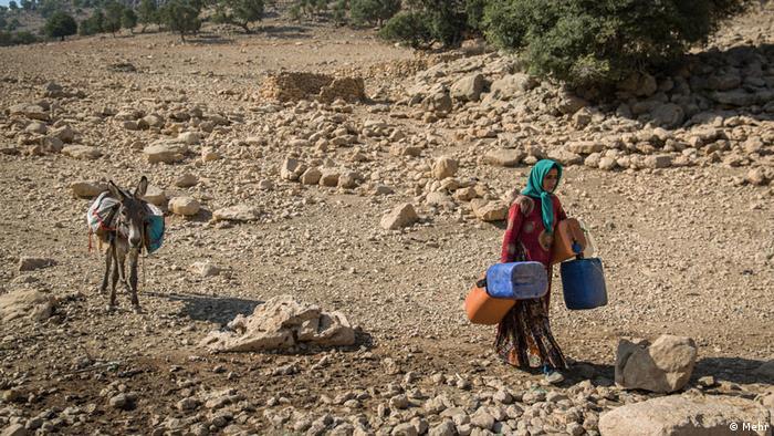Dürre Iran (Mehr)