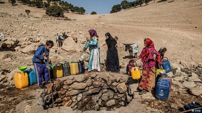 Dürre Iran (Irna)
