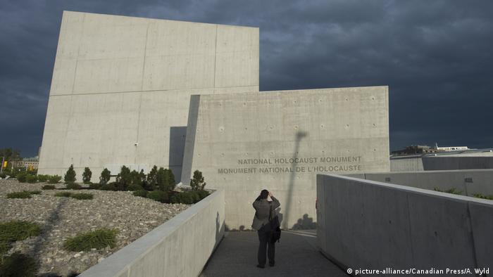 The Canadian National Holocaust Monument (picture-alliance/Canadian Press/A. Wyld)