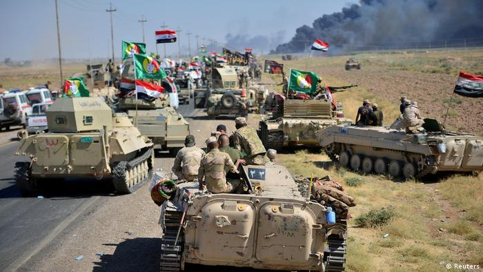 Cae el último bastión del EI en el norte de Irak
