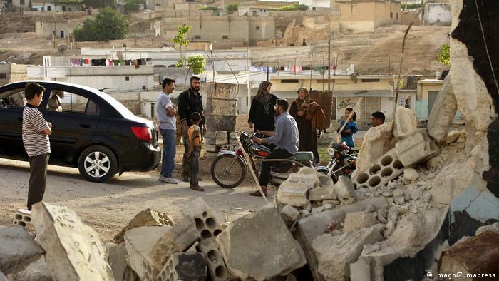 Un informe anterior de la OPAQ halló también responsable a la fuerza aérea siria de haber usado gases sarín y cloro en un ataque en 2017 contra el pueblo de Latamné.