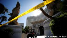 USA Massenmord in Las Vegas | Mandalay Bay Hotel, FBI-Mitarbeiter