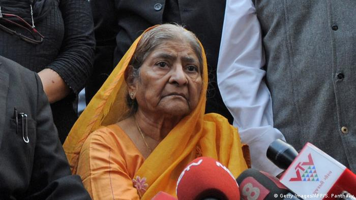 Indien Zakia Jafri (Getty Images/AFP/S. Panthaky)