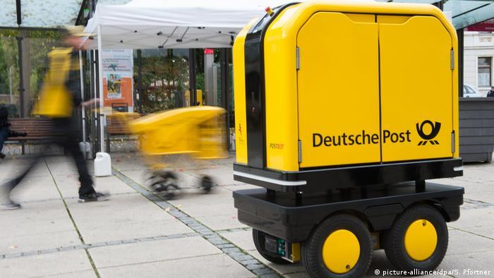 Tecnologia francesa nas ruas de Bad Hersfeld