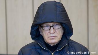 Werner Mauss pred sudom u Bochumu