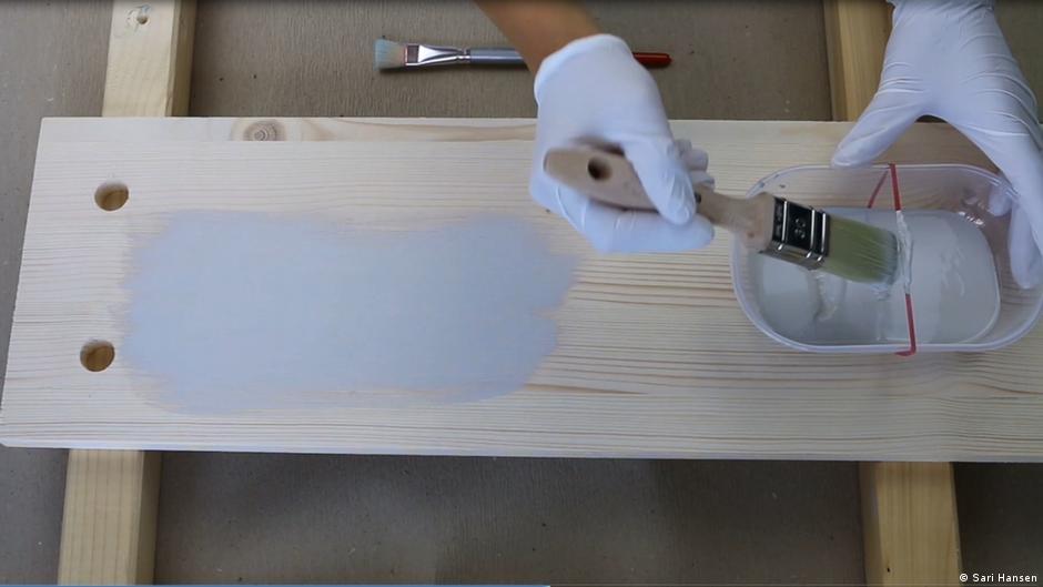 schwebendes regal euromaxx diy dw. Black Bedroom Furniture Sets. Home Design Ideas