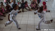 Capoeira in der Demokratischen Republik Kongo