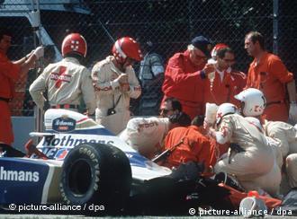 Ayrton Senna Tod