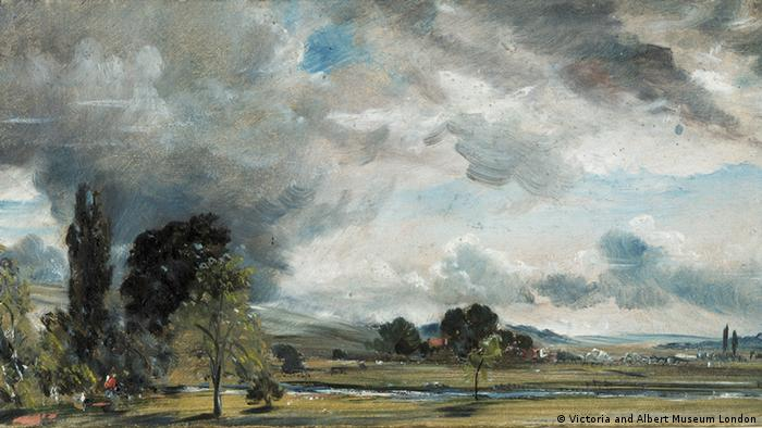 Панорама Солсбери, 1829