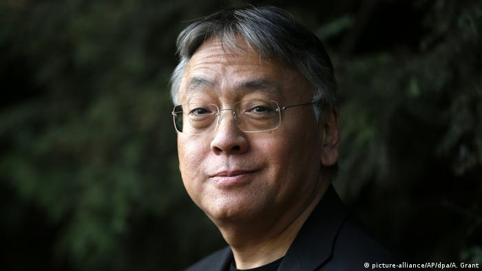 Portrait of Japanese author Kazuo Ishiguro in London (picture-alliance/AP/dpa/A. Grant)