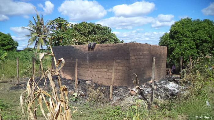 Mosambik Minenexplosion in Zambezia
