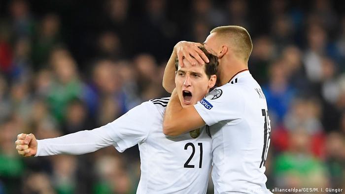 Fußball WM 2018 Qualifikation Deutschland vs Nordirland (picture alliance/dpa/GES/M. I. Güngör)