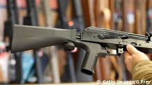 Bump Stock Waffe USA