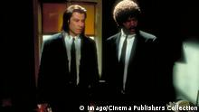 Pulp Fiction John Travolta Samuel L Jackson Filmstill