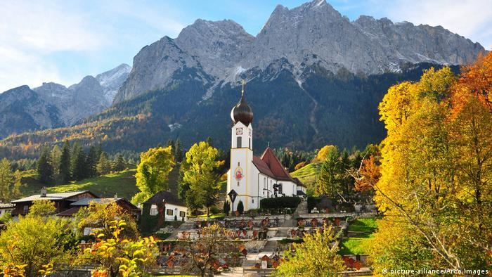 Deutschland Herbst in Grainau (picture-alliance/Arco Images)