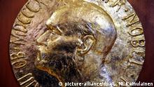 Friedensnobelpreis Medaille