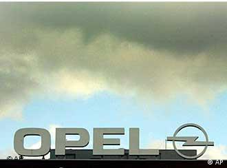 Над Opel собираются тучи