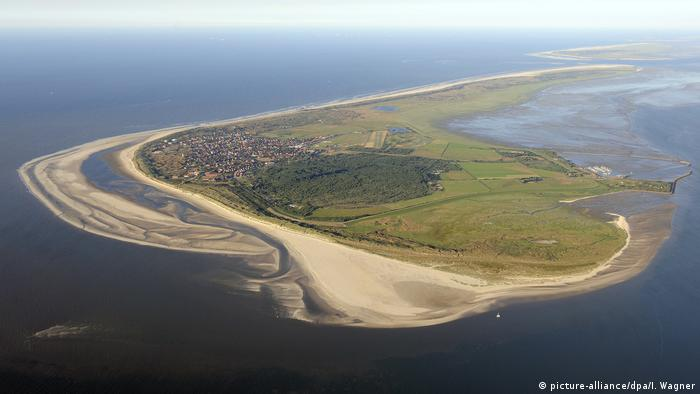 Insel Langeoog (picture-alliance/dpa/I. Wagner)