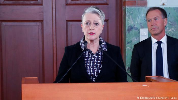 Berit Reiss-Andersen, Chairman of the Norwegian Nobel Committee