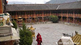 Namo Kloster in Kangding Sichuan China
