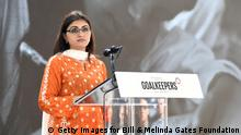 Gulalai Ismail (Getty Images for Bill & Melinda Gates Foundation)
