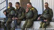 NATO Übung Spring Storm in Estland