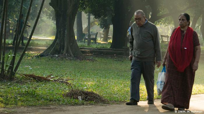 Bangladesch alte Menschen