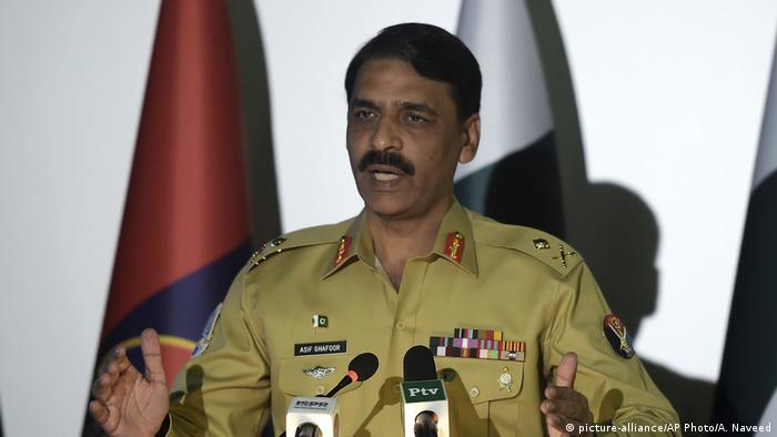 Pakistan Asif Ghafoor