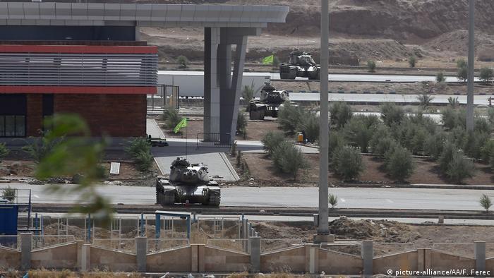 Galerie der Woche Irak Grenze zu Iran (picture-alliance/AA/F. Ferec)