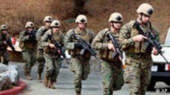 US-Manöver in Südkorea