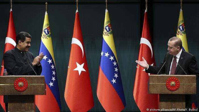 Türkei | Venezuelas Präsident Maduro auf Staatsbesuch in der Türkei