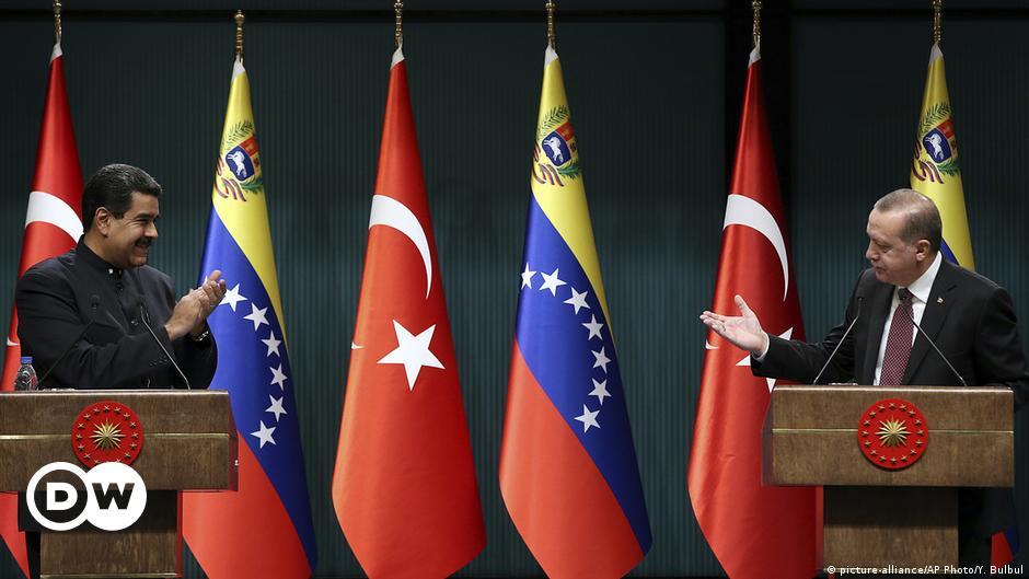 """""""Türkiye, Venezuela için yaptırımlara karşı bir cankurtaran oldu"""""""