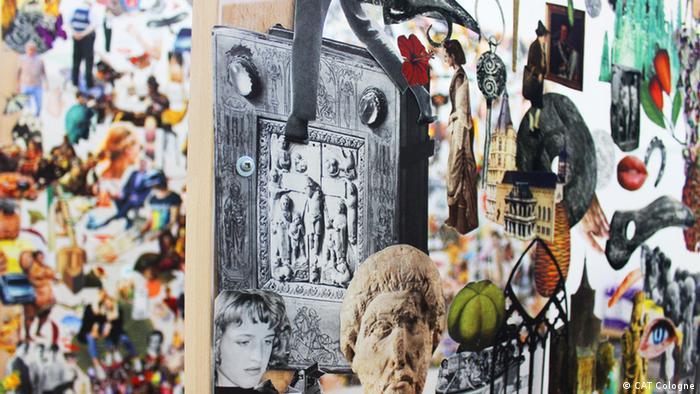 JAVIER TAPIA: Un artista chileno recopila la memoria colectiva de Colonia