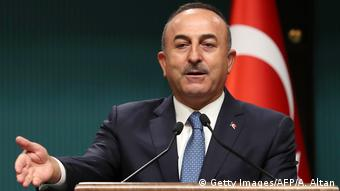 Mevlut Cavusoglu (Getty Images/AFP/A. Altan)