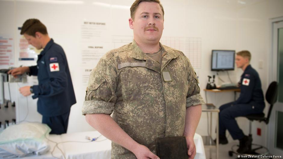 NZ soldier Hayden Cullen seeks Hanover family of WWI ...